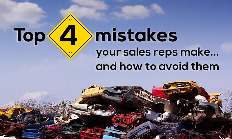 4 mistakes