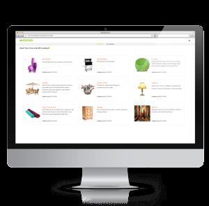 B2B e-commerce app
